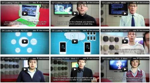 Screenshot of nine videos (click to go to media page)