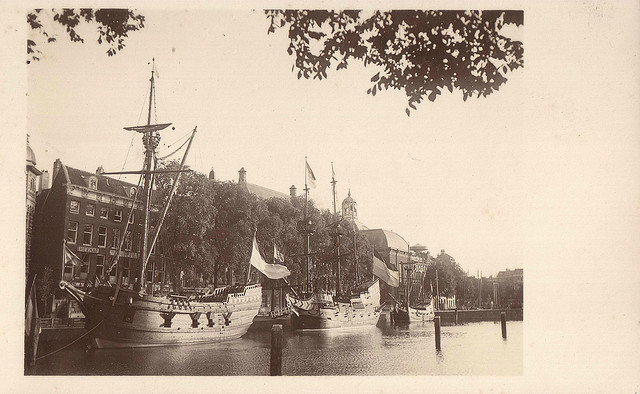 janwillemsen: foto Rotterdam historische schepen (click to view on flickr)