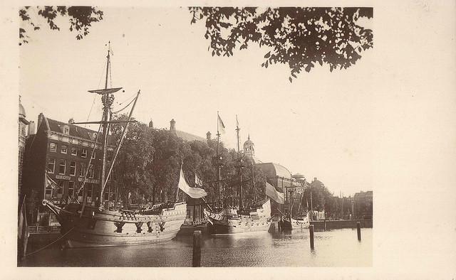 janwillemsen: foto Rotterdam historische schepen (click to view on flickr)