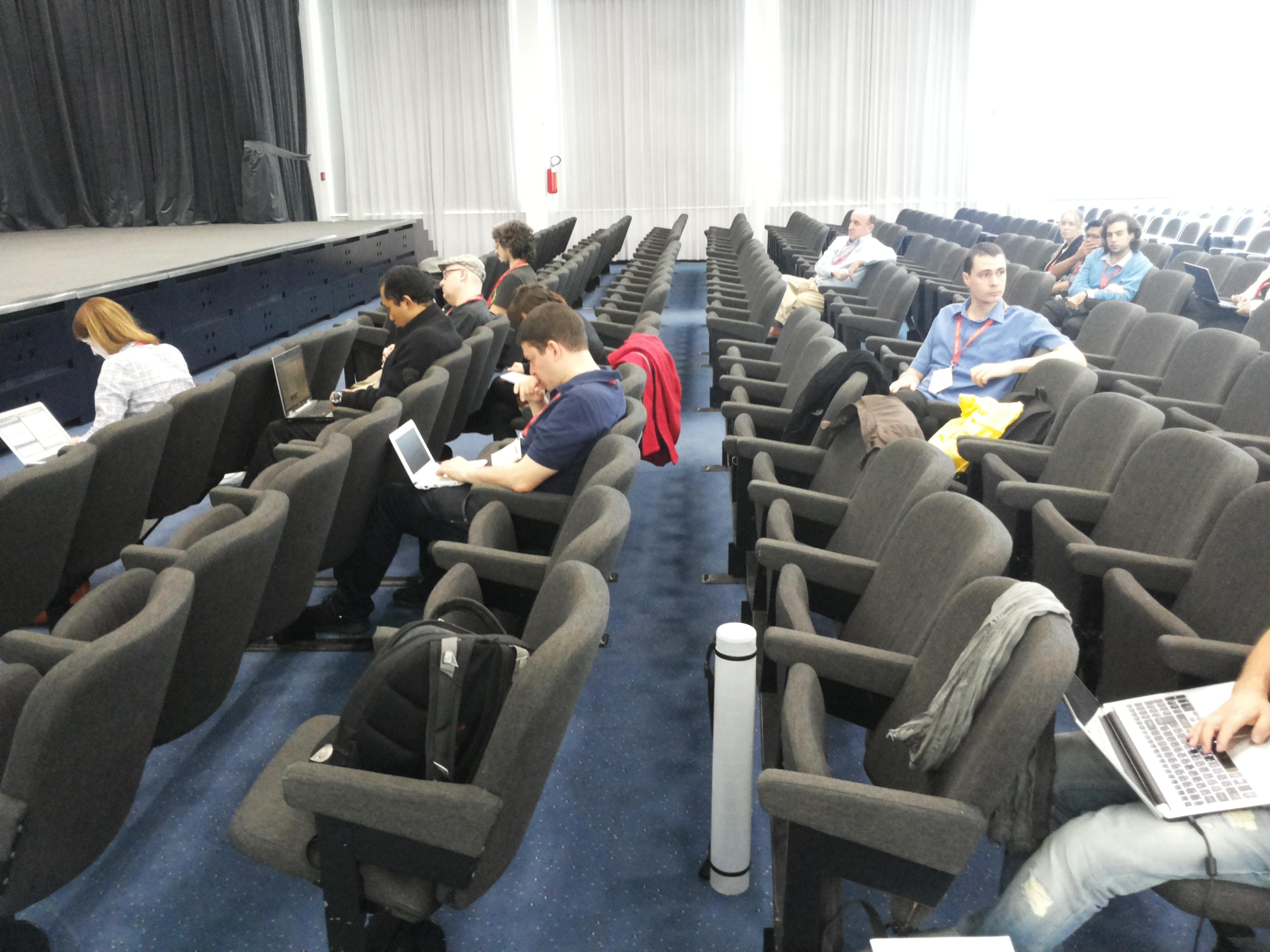 WOP2014 audience