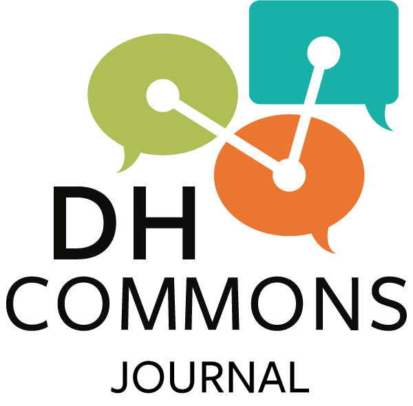 DHCommons journal logo