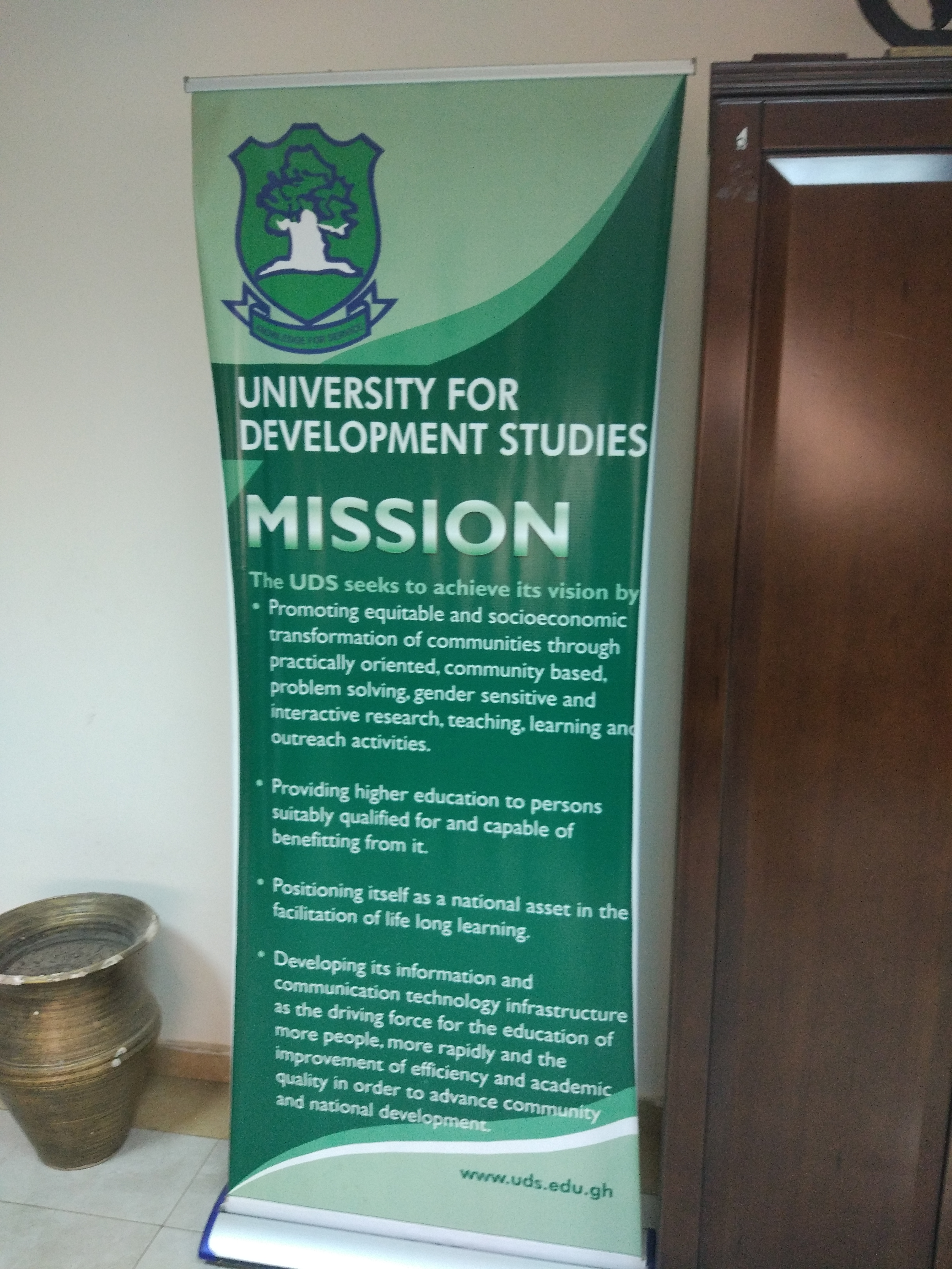 The UDS mission statement